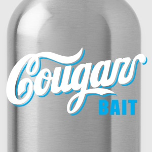 cougar bait - Water Bottle