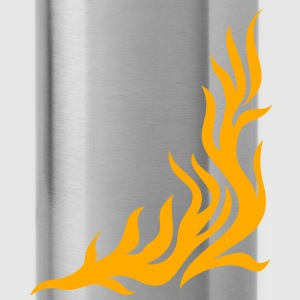 Flame/t-shirt - can be combined with flame/pants Women's T-Shirts - Water Bottle