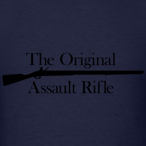 The Original Assault Rifle Hoodies - Men's T-Shirt