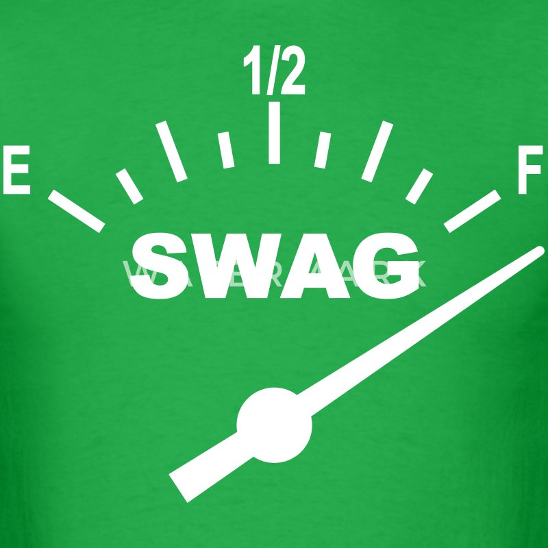 SWAG Gauge - Men's T-Shirt