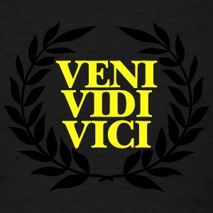 veni vidi vici Sweatshirts - Men's T-Shirt