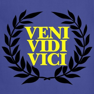 veni vidi vici T-Shirts - Adjustable Apron