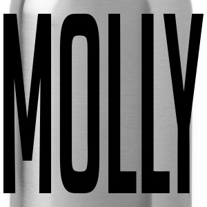 MOLLY Long Sleeve Shirts - Water Bottle