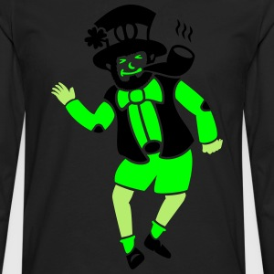 Leprechaun T-Shirts - Men's Premium Long Sleeve T-Shirt