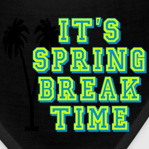 its_spring_break_time T-Shirts - Bandana
