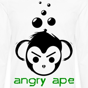 Angry Ape - Men's Premium Long Sleeve T-Shirt