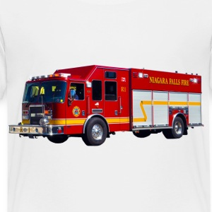 Fire Engine I - Toddler Premium T-Shirt