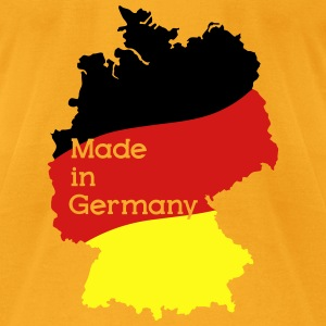 Made in Germany Bags  - Men's T-Shirt by American Apparel