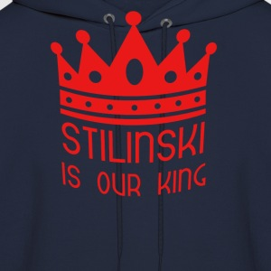 Stilinski is our King  Women's T-Shirts - Men's Hoodie