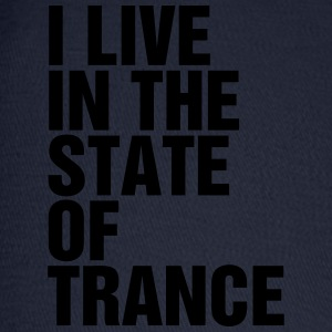 I Live In The State Of Trance (Classic) Tanks - Baseball Cap