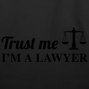 Trust Me, I'm a Lawyer Hoodies - Eco-Friendly Cotton Tote