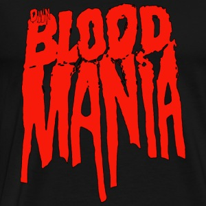 BLOOD MANIA Hoodies - Men's Premium T-Shirt