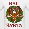 Hail Santa - Men's T-Shirt