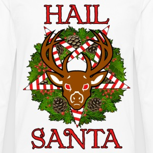 Hail Santa - Men's Premium Long Sleeve T-Shirt