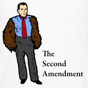 The Second Amendment - Men's Premium Long Sleeve T-Shirt