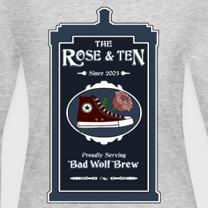 The Rose & Ten - Women's Long Sleeve Jersey T-Shirt