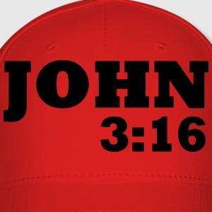 John 3:16 Women's T-Shirts - Baseball Cap