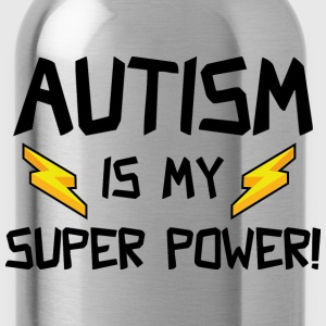 Autism Is My Super Power! - Water Bottle