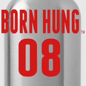 BORN HUNG 08 T-Shirts - Water Bottle