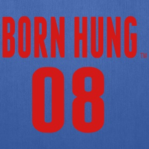 BORN HUNG 08 T-Shirts - Tote Bag
