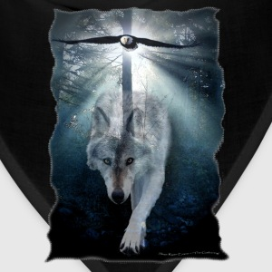 Wolf & Eagle (The Gathering) - Bandana