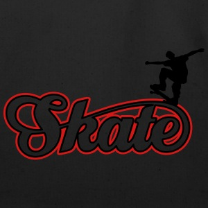 skate T-Shirts - Eco-Friendly Cotton Tote