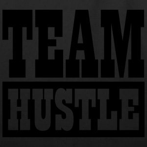 Team Hustle T-Shirts - Eco-Friendly Cotton Tote