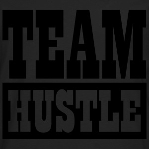 Team Hustle T-Shirts - Men's Premium Long Sleeve T-Shirt