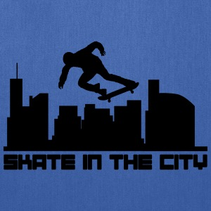 Skate in the city T-Shirts - Tote Bag