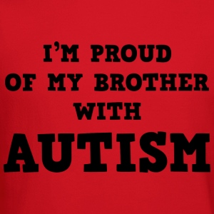 I'm Proud Of My Brother With Autism - Crewneck Sweatshirt