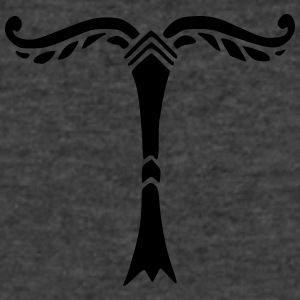 Womens Viking Tank Top Irminsul - Men's V-Neck T-Shirt by Canvas