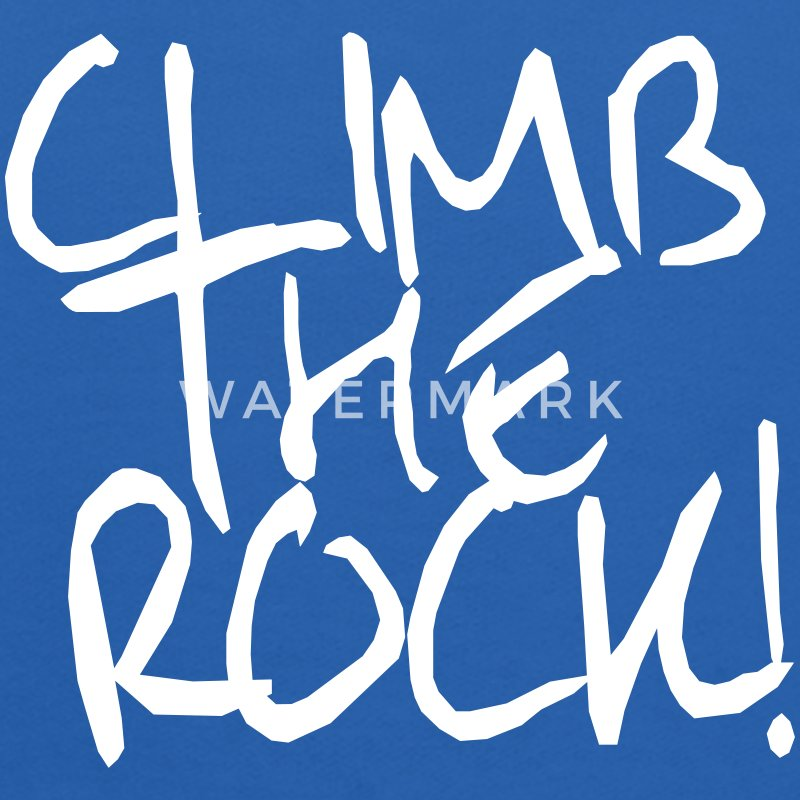 Climb The Rock! climbing Sweatshirts - Kids' Hoodie