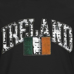 Old Ireland Irish Celtic Apparel  Hoodies - Men's Premium Long Sleeve T-Shirt