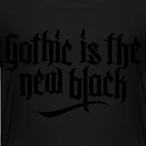 Gothic new black 1 Kids' Shirts - Toddler Premium T-Shirt