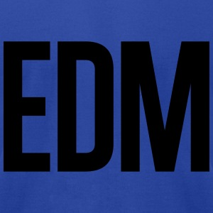 EDM (classic)  Tanks - Men's T-Shirt by American Apparel