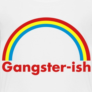 Gangster-ish Kids' Shirts - Toddler Premium T-Shirt