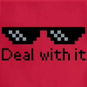 Deal With It Hoodies - Adjustable Apron