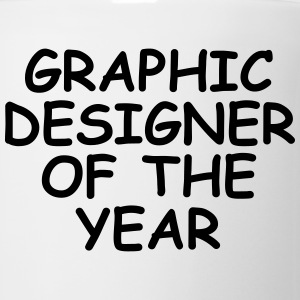 Graphic Designer Of The Year Women's T-Shirts - Coffee/Tea Mug