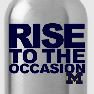 Soft Michigan Rise to the Occasion Shirt - Water Bottle