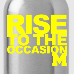 Michigan Rise to the Occasion Shirt T-Shirts - Water Bottle