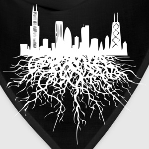 Chicago Roots Chicago Hoody T-Shirts - Bandana
