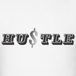 hustle_2 Hoodies - Men's T-Shirt