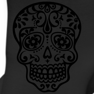 Mexican skull, floral pattern - Days of the Dead Hoodies - Leggings