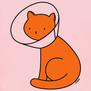 Cone of Shame Cat Versus Humans mp Bags  - Kids' Hoodie