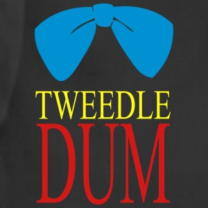 tweedle dum Hoodies - Adjustable Apron