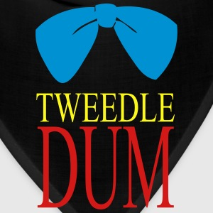tweedle dum Tanks - Bandana