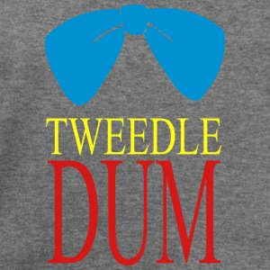 tweedle dum Tanks - Women's Wideneck Sweatshirt