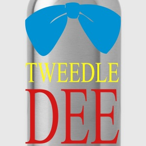 tweedle du Hoodies - Water Bottle