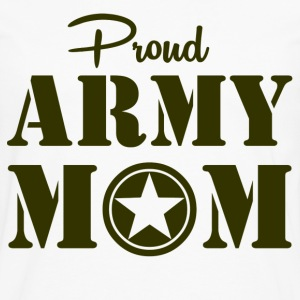 Army Mom - Men's Premium Long Sleeve T-Shirt