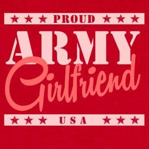 Proud Army Girlfriend - Sweatshirt Cinch Bag